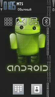 Android Version theme screenshot