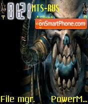 Warcraft es el tema de pantalla