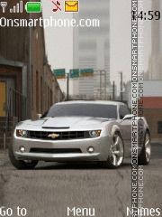 Chevrolet Camaro SS 2010 Theme-Screenshot