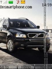 Volvo xc90 01 theme screenshot