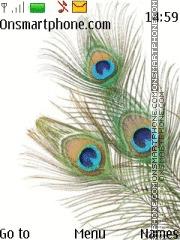 Peacock 03 theme screenshot