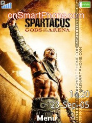 Capture d'écran Spartacus: Gods of the Arena thème