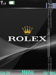 Rolex swf Theme-Screenshot