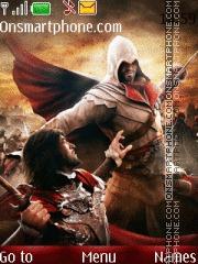 Assassins Creed 08 theme screenshot