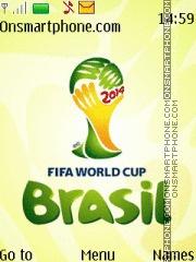 Fifa 2014 01 theme screenshot
