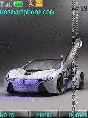 Bmw Vision 2011 theme screenshot