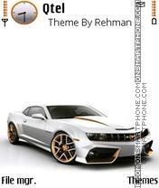Скриншот темы Camaro S60 3rd Ed
