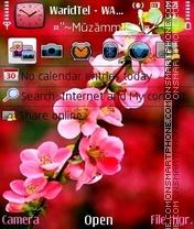 Awesome Pink Beautiful theme screenshot