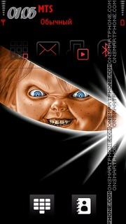 Chucky 03 theme screenshot
