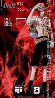 Akatsuki 04 es el tema de pantalla
