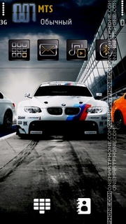 Bmw Best theme screenshot