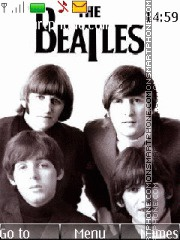 The Beatles 02 es el tema de pantalla