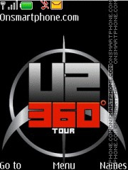 U2 360 Tour theme screenshot
