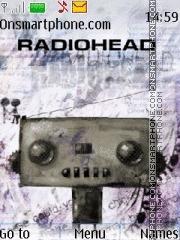 Radiohead 03 theme screenshot