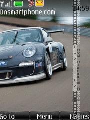Porsche 911 GT3 Cup theme screenshot