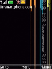 Black Magic 02 theme screenshot