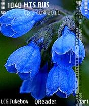 Bluess theme screenshot