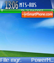 Best XP v2 es el tema de pantalla