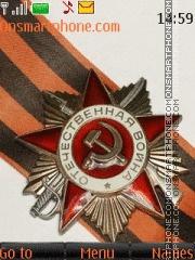 Скриншот темы Victory Day 1941-1945 By ROMB39
