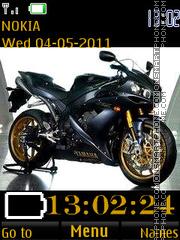 Yamaha 08 Theme-Screenshot