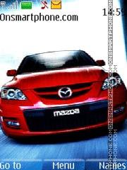 Capture d'écran Mazda3 01 thème