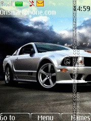 Ford Mustang GT Legend Theme-Screenshot