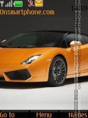 Lamborghini Gallardo LP560-4 Theme-Screenshot