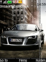 Audi R8 27 Theme-Screenshot