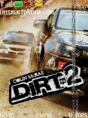 Dirt 2 01 theme screenshot