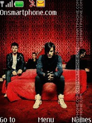 30 Seconds to Mars 04 theme screenshot