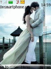Couple with Tone tema screenshot