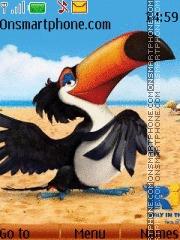 Rio film 2011 theme screenshot