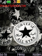 Converse 10 theme screenshot