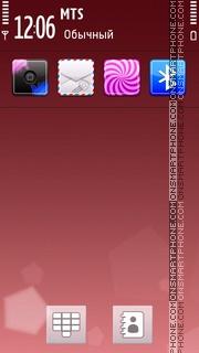 Peronal Iphone es el tema de pantalla