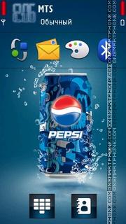 Pepsi 12 theme screenshot