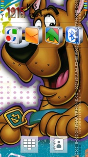Scooby Doo 04 theme screenshot