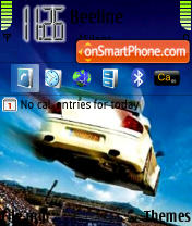 Taxi 4 01 es el tema de pantalla