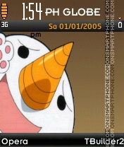 Plue Theme theme screenshot