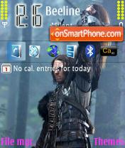 Pathfinder es el tema de pantalla