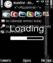 Loading 01 theme screenshot