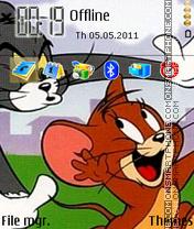 Tom Jerry V3 es el tema de pantalla