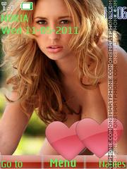 Sexy model138 theme screenshot
