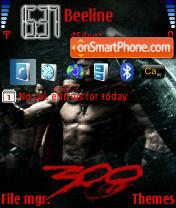 300 Remade Better es el tema de pantalla