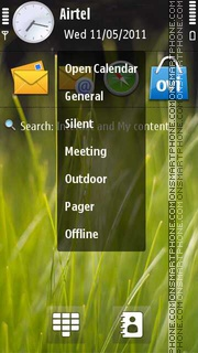 Windows regular theme screenshot