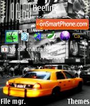 New York 01 theme screenshot