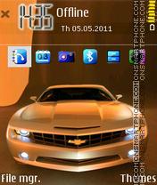 Chevrolet 02 es el tema de pantalla