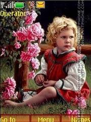The little girl es el tema de pantalla
