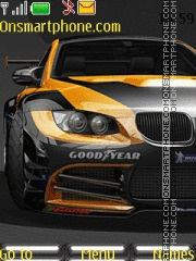 Bmw M3 15 theme screenshot
