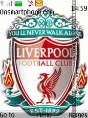Liverpool Club theme screenshot