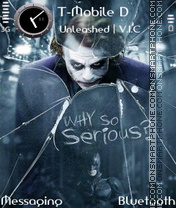 Joker V5 theme screenshot